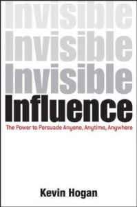 Kevin Hogan Invisible iInfluence